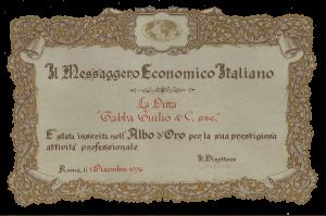 Il messaggero economico